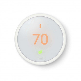 The new Nest Thermostat E.