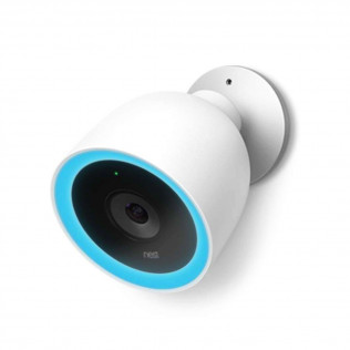 The new Nest Cam IQ outdoor security camera